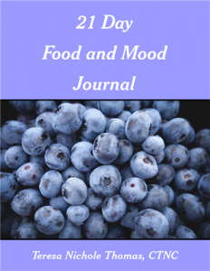 21 Day Food and Mood Journal Pic 01