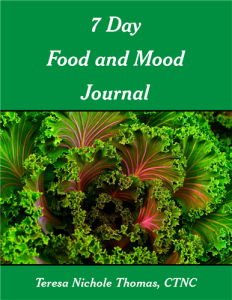 7 Day Food and Mood Journal Pic 01