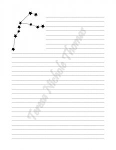 Aquarius Zodiac Journal Volume 4 Pic 03