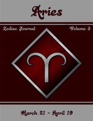 Aries Zodiac Journal Volume 3 Pic 01