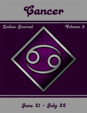 Cancer Zodiac Journal Volume 3 Pic 01