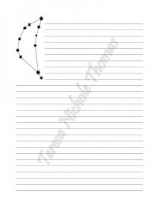 Capricorn Zodiac Journal Volume 4 Pic 03