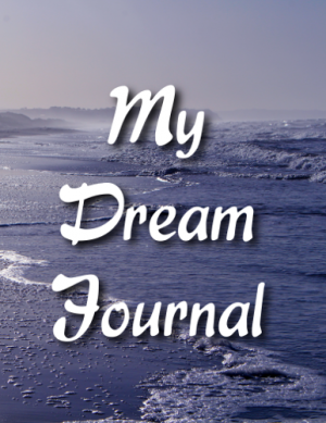 Beach Dream Journal Cover Front