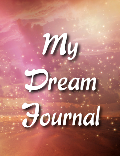 Beauty Dream Journal Cover Front