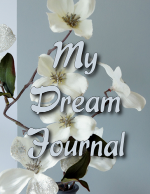 Blossoms Dream Journal Cover Front