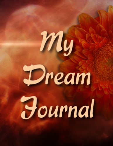 Gerbera Daisy Dream Journal Cover Front
