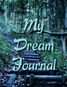 Harmony Dream Journal Cover Front