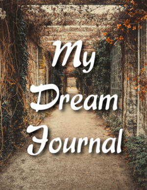 Romance Dream Journal Cover Front