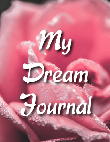 Dream Journal (Rose Cover)