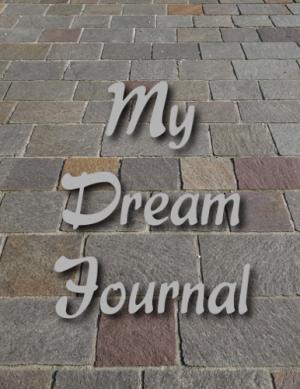 Stillness Dream Journal Cover Front