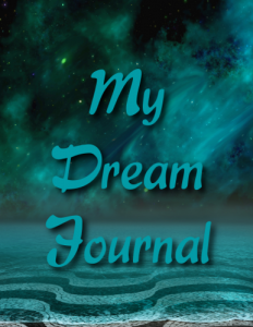 Tranquility Dream Journal Cover Front
