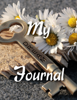 Unlock Your Dreams Dream Journal Cover Front