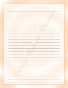 Leo Zodiac Journal Volume 1 Pic 03