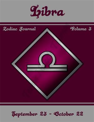 Libra Zodiac Journal Volume 3 Pic 01