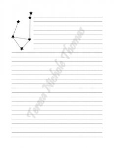 Libra Zodiac Journal Volume 4 Pic 03