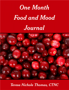 One Month Food and Mood Journal Pic 01