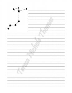 Sagittarius Zodiac Journal Volume 4 Pic 03