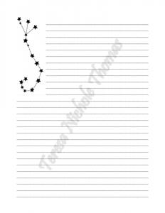 Scorpio Zodiac Journal Volume 4 Pic 03