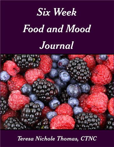 Six Week Food and Mood Journal Pic 01