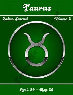 Taurus Zodiac Journal Volume 2 Pic 01