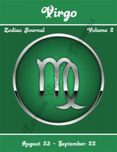 Virgo Zodiac Journal Volume 2 Pic 01