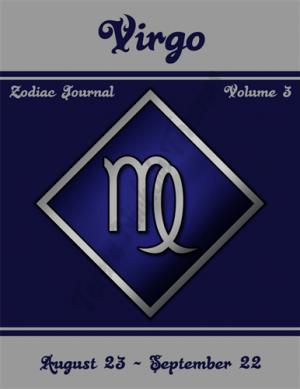 Virgo Zodiac Journal Volume 3 Pic 01