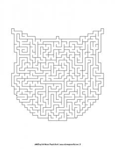 aMAZing Cat Mazes Puzzle Book Volume 1 Pic 02